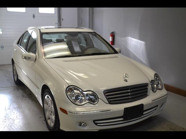 2006 Mercedes-Benz C-Class C280 Luxury Sedan