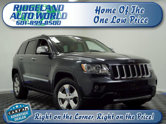 2013 Jeep Grand Cherokee Limited 2WD