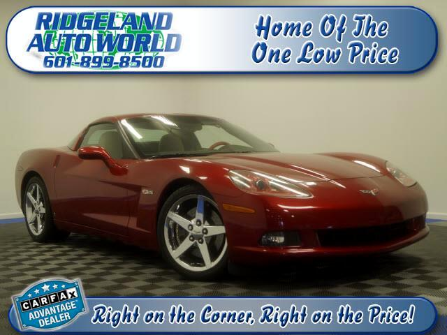 2008 Chevrolet Corvette 3LT Coupe Automatic
