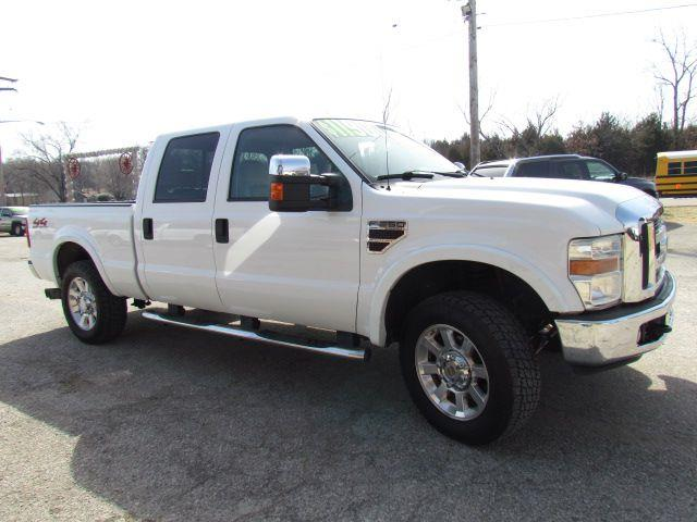 2008 Ford F-250 SD XL Crew Cab 4WD