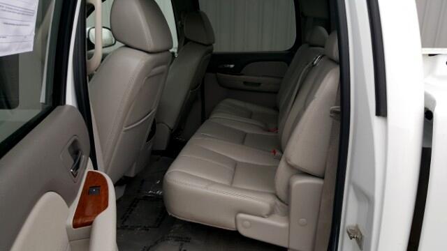2007 GMC Sierra Classic 1500 SLT Crew Cab 4WD