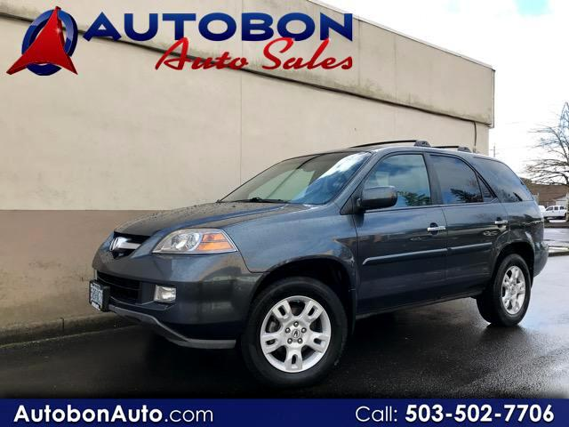 2004 Acura MDX 4dr SUV AT Touring RES w/Navi