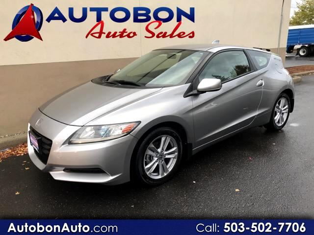 2011 Honda CR-Z Base 6M