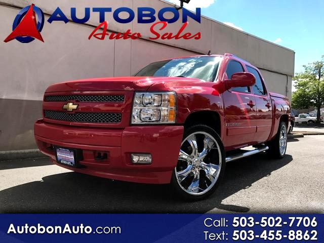 2007 Chevrolet Silverado 1500 LTZ Double Cab Short Box 4WD