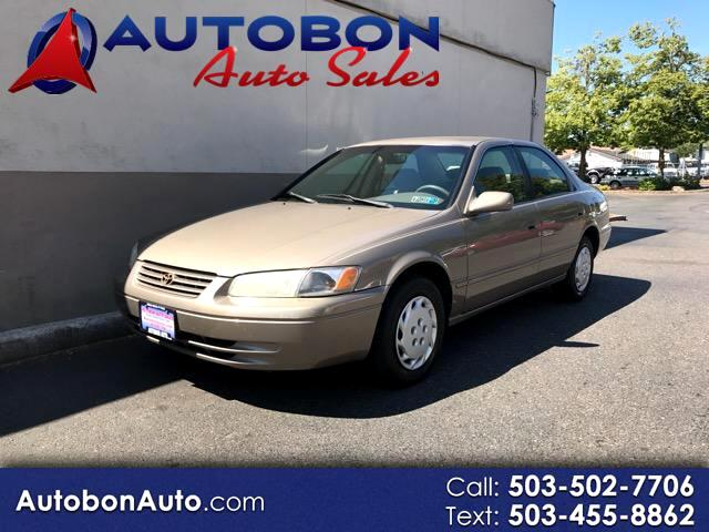 1999 Toyota Camry 4dr Sdn I4 Auto LE (Natl)