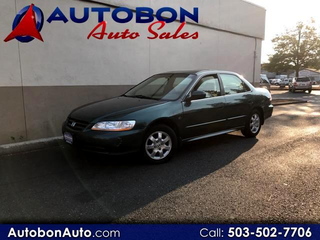 2002 Honda Accord Special Edition Sedan