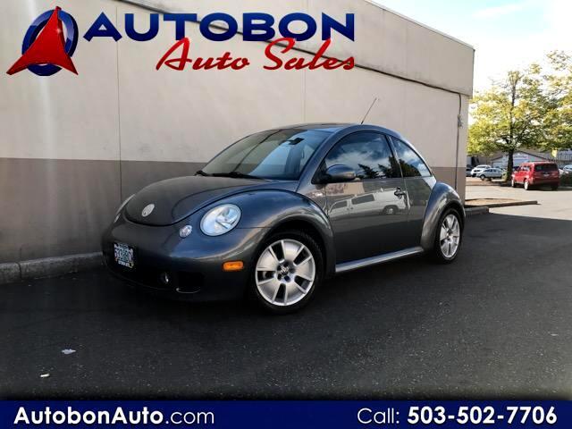 2003 Volkswagen Beetle 1.8T S