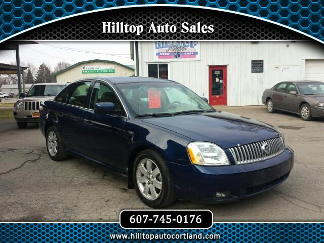 2007 Mercury Montego Base