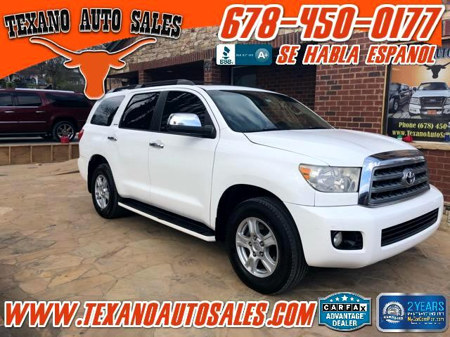 2008 Toyota Sequoia 4dr Limited (Natl)