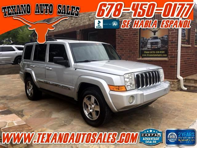 2010 Jeep Commander 2WD
