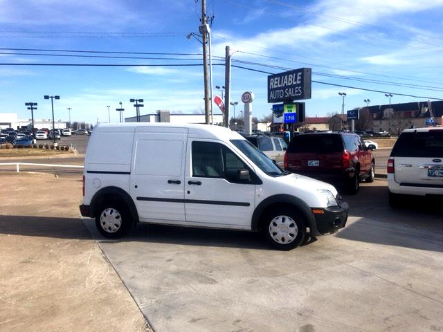 2012 Ford Transit Connect Cargo Van XL SWB w/Rear 180 Degree Door