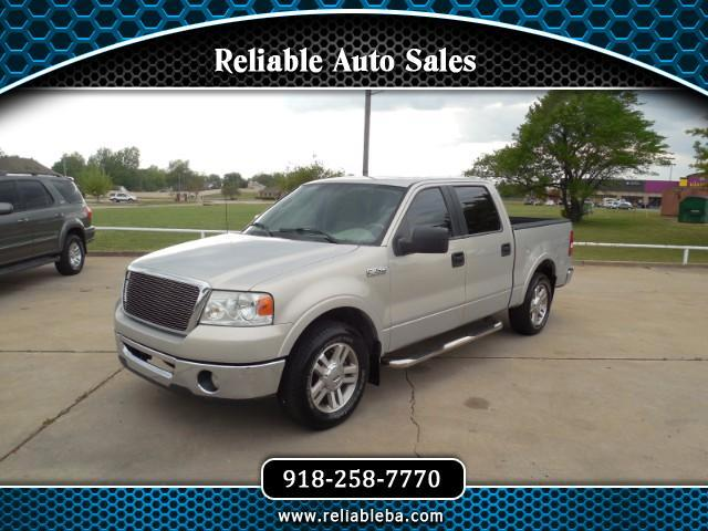 "2006 Ford F-150 2WD SuperCrew 145"" Lariat"