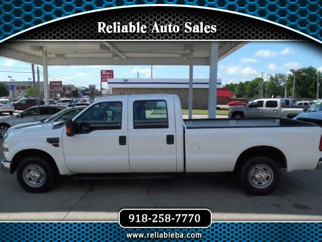 2009 Ford F-250 SD XL Crew Cab 2WD