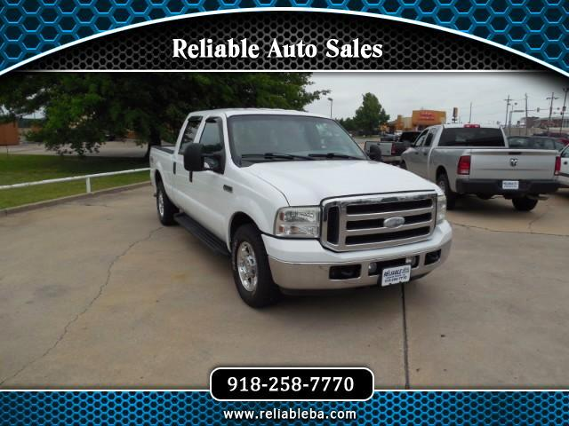 2007 Ford F-250 SD XL Crew Cab 2WD
