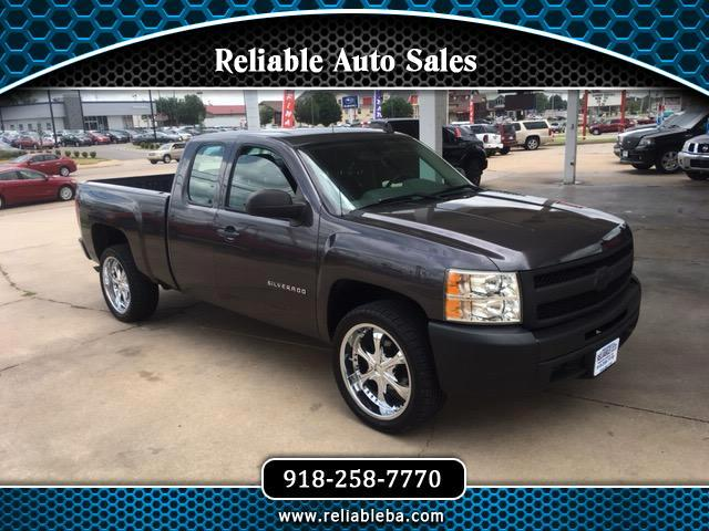 2010 Chevrolet Silverado 1500 LT Ext. Cab Long Bed 2WD with OnStar