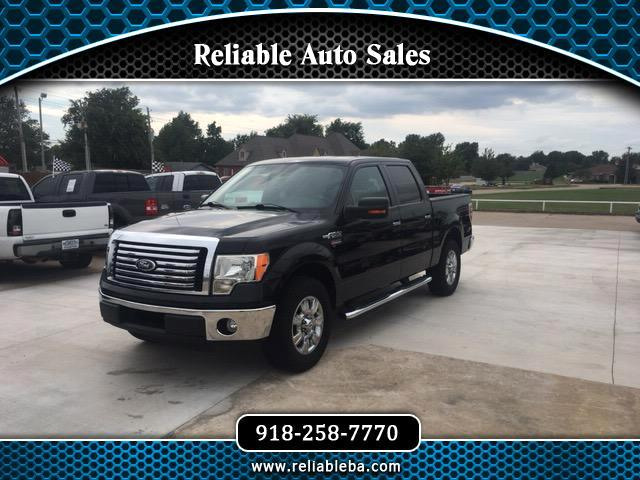 2010 Ford F-150 XLT SuperCab 5.5-ft. Bed 2WD
