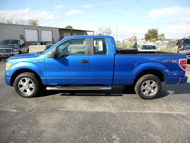 2009 Ford F-150 STX SuperCab 6.5-ft. Bed 2WD