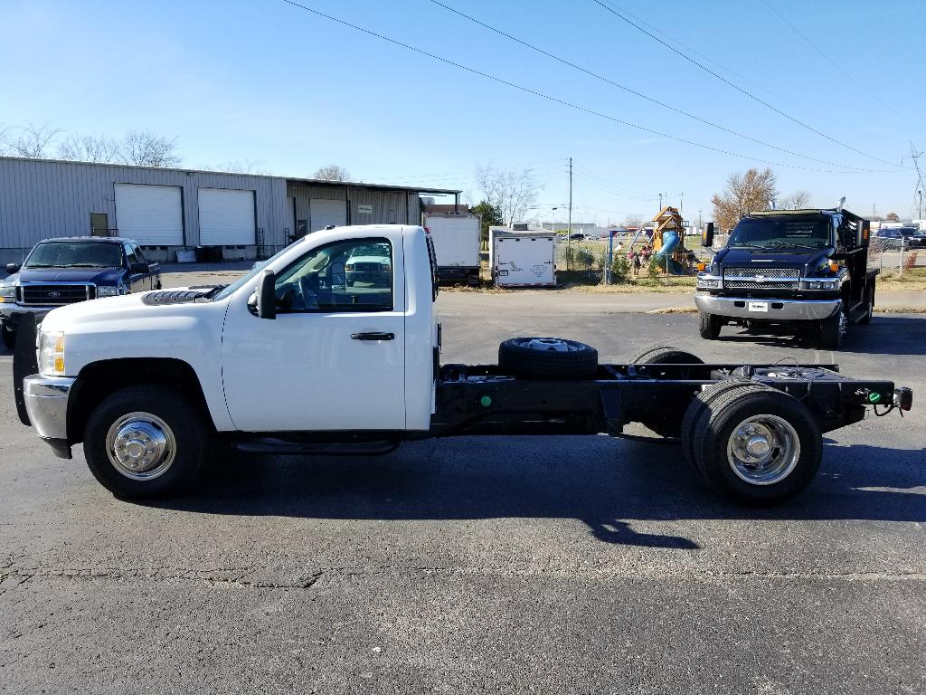 2014 Chevrolet Silverado 3500HD Work Truck Long Box 2WD