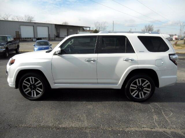 2016 Toyota 4Runner 4WD 4dr V6 Limited (Natl)