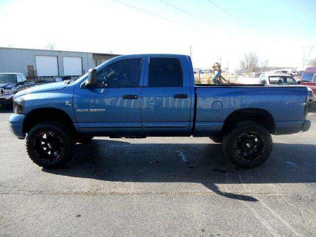 2006 Dodge Ram 3500 TRX4 Off Road Quad Cab 4WD