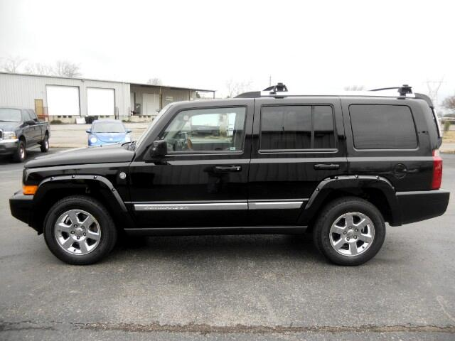 2007 Jeep Commander Overland 4WD