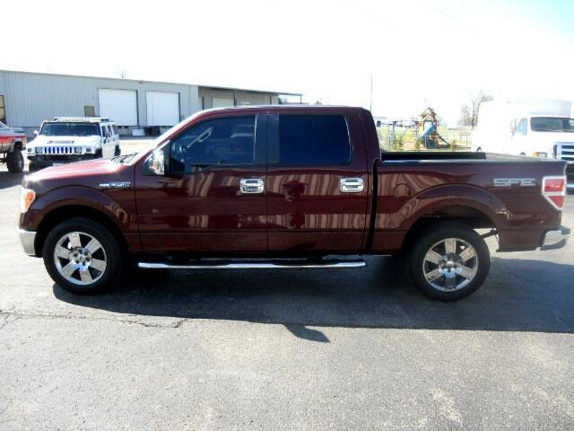 2009 Ford F-150 Lariat  SuperCab 5.5-ft. Bed 2WD