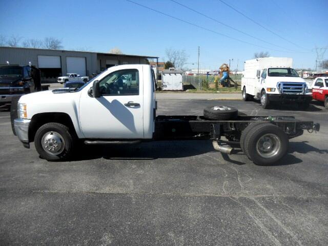 2012 Chevrolet Silverado 3500HD Work Truck Long Box 2WD