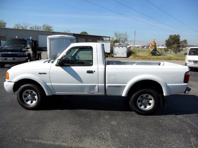 used 2003 ford ranger edge short bed 2wd for sale in murfreesboro tn 37130 jim kirby automotive. Black Bedroom Furniture Sets. Home Design Ideas