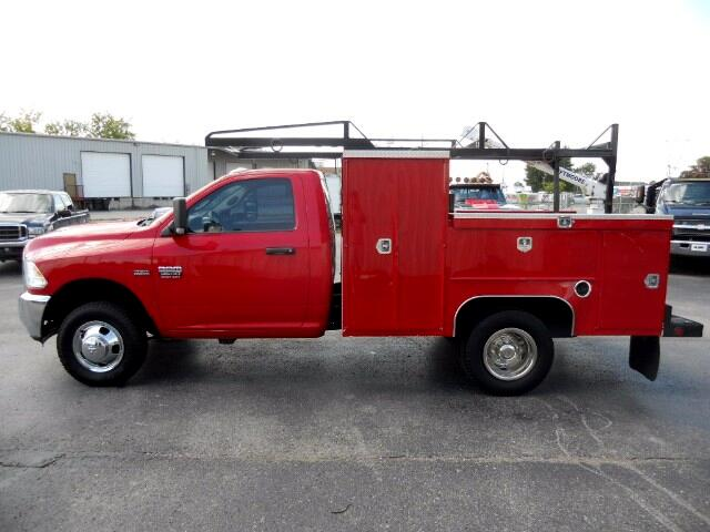 2012 Dodge Ram 3500 Regular Cab DRW 2WD