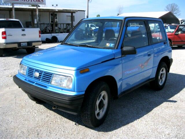 1995 Geo Tracker Convertible 4WD