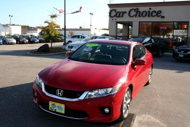 2015 Honda Accord EX Coupe CVT