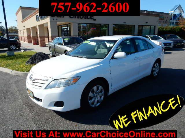 2011 Toyota Camry LE 6-Spd AT