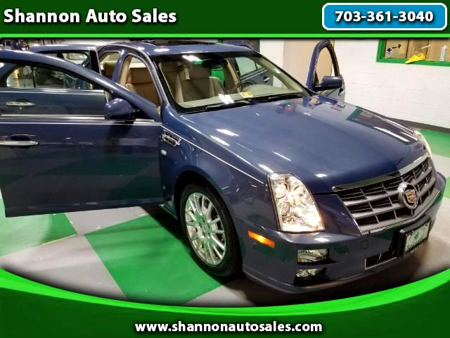 2009 Cadillac STS4 AWD w/1SB 3.6 Direct Injection