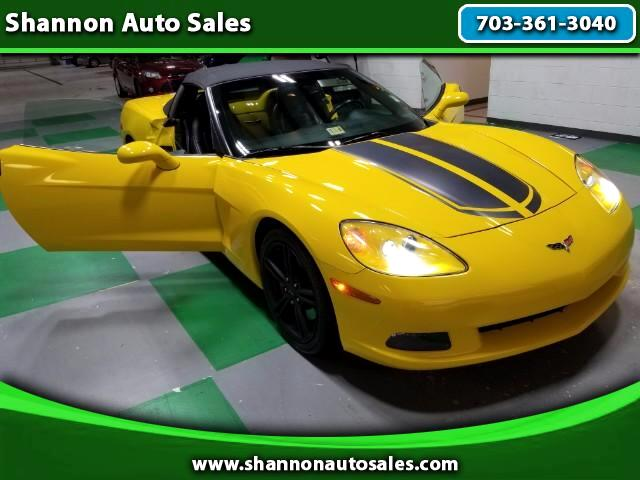 2009 Chevrolet Corvette Convertible LT2