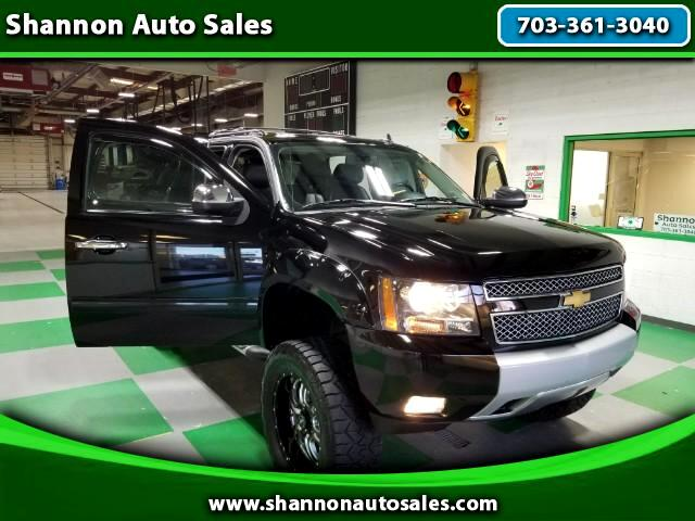 2013 Chevrolet Avalanche LT 4WD DIAMOND SPECIAL EDITION