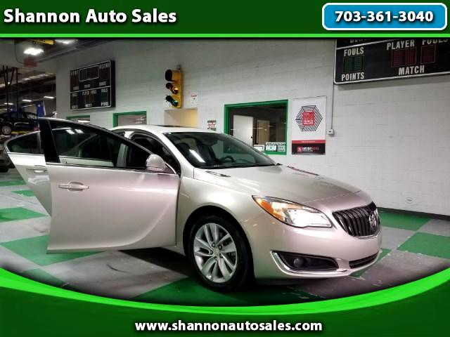 2015 Buick Regal Leather Package