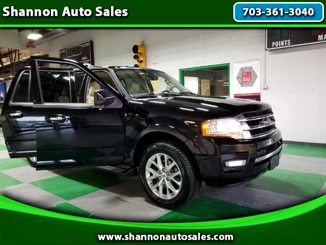 2016 Ford Expedition EL Limited 2WD