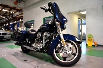 2012 Harley-Davidson FLHX