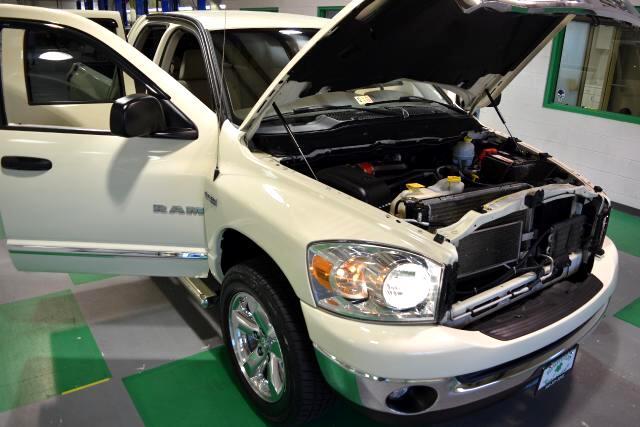 2008 Dodge Ram 1500 Big Horn Quad Cab 4WD