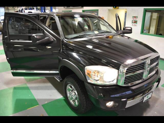 2007 Dodge Ram 1500 Laramie Mega Cab 4WD