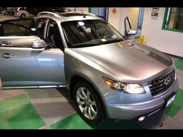 2008 Infiniti FX FX35 2WD