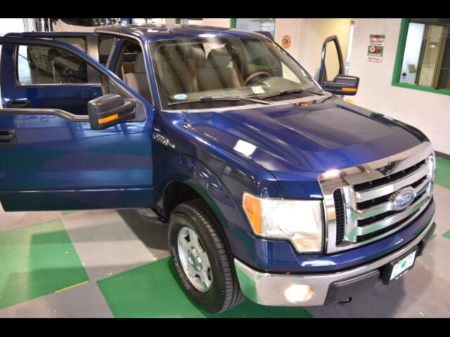 2009 Ford F-150 XLT SuperCrew 5.5-ft. Bed 4WD