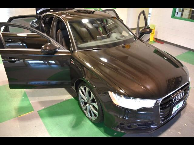 2013 Audi A6 3.0T Prestige quattro