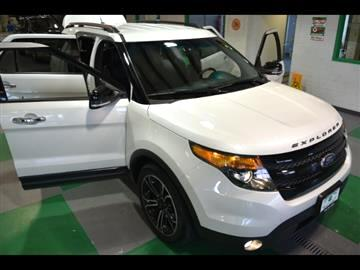2014 Ford Explorer