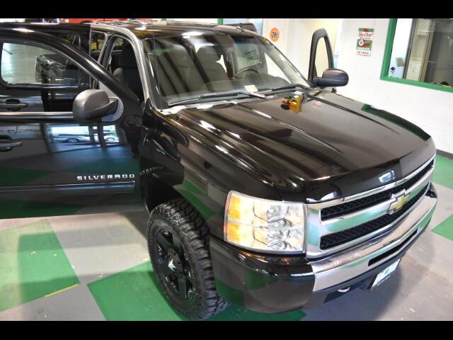 2010 Chevrolet Silverado 1500 LT Crew Cab 4WD
