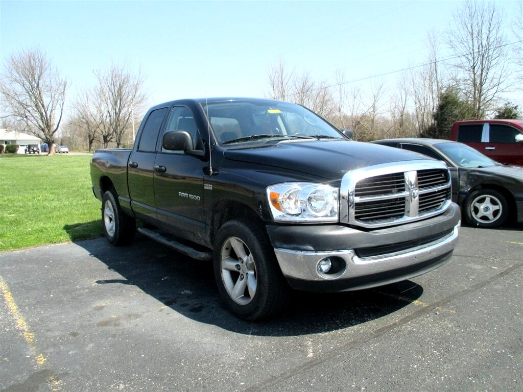2007 Dodge Ram 1500 TRX4 Off Road Quad Cab