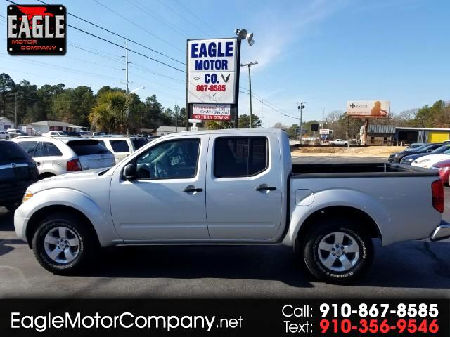 2013 Nissan Frontier SV Crew Cab LWB 5AT 2WD