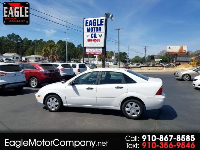 2006 Ford Focus 4dr Sdn ZX4 S