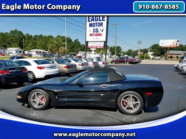 2000 Chevrolet Corvette 2dr Conv