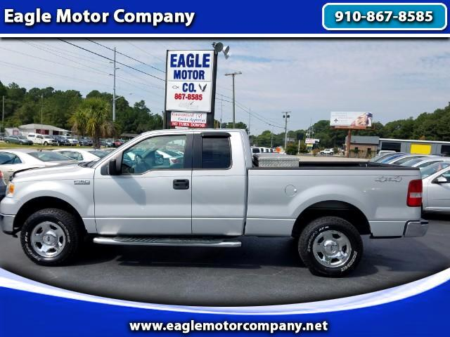 "2006 Ford F-150 4WD SuperCab 163"" XLT"
